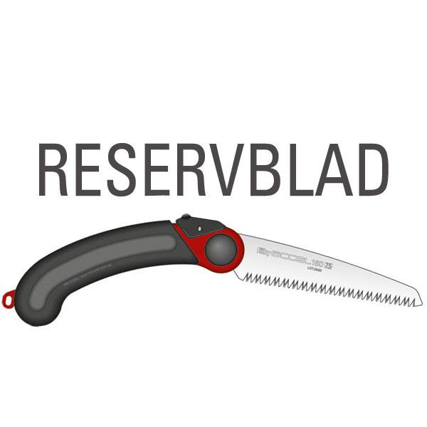 Reservblad SILKY Accel