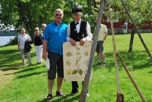 Lars Åkerstrom och Olle Ridelius.