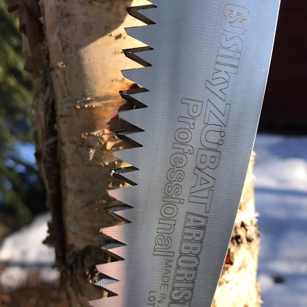Zubat Arborist antal tänder 5,5/30 mm