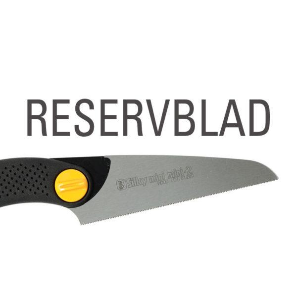 Reservblad Mini Mini 2